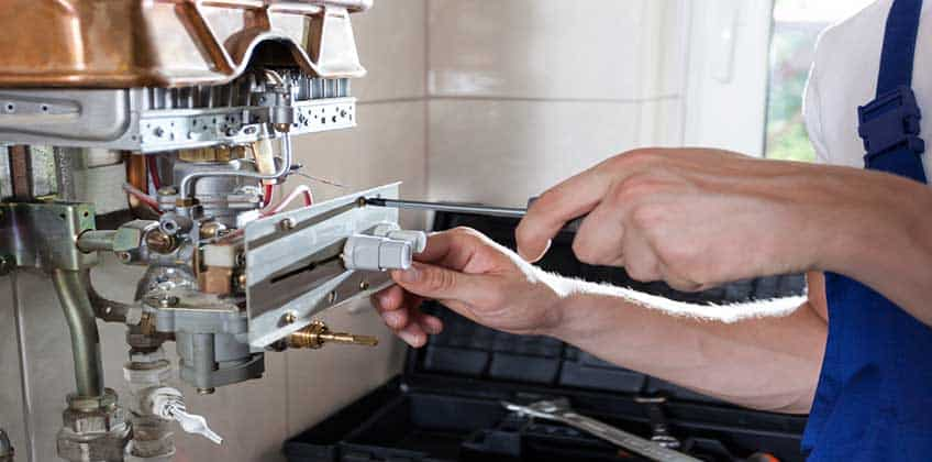 Boiler Repair in London