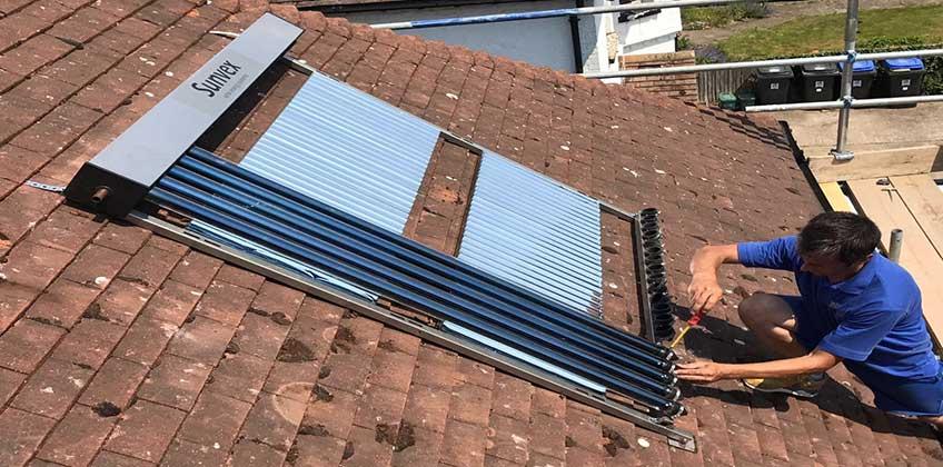 Solar Panel Installers in London