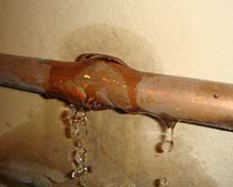 Water Pipe Repair